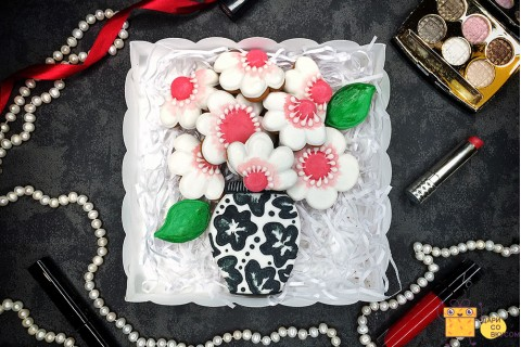 """Подарочный набор """"Имбирные цветы"""""""