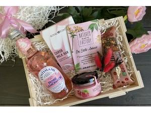 """Подарочный набор """"Розовый фламинго"""""""