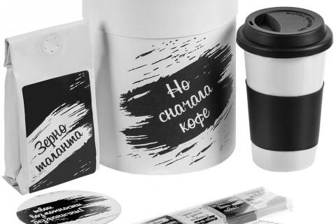 """Подарочный набор """"Но сначала кофе"""""""