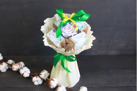 """Подарочный набор """"Праздничный букет"""""""