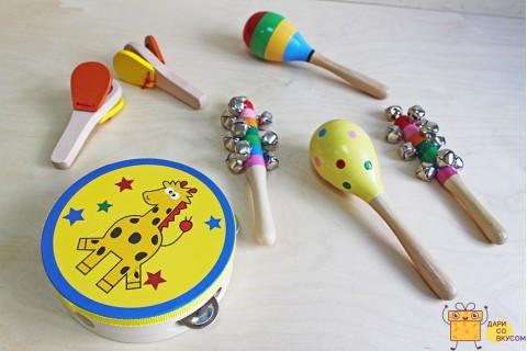 """Набор игрушек """"Музыкальный"""""""